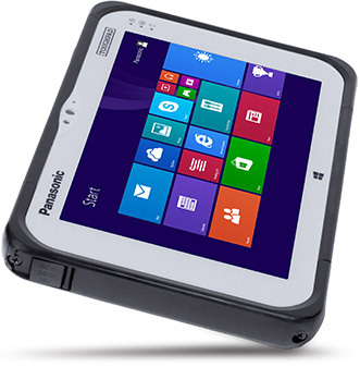 Panasonic-Toughpad FZ-M1