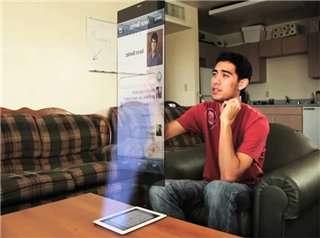 smartphone-hologram