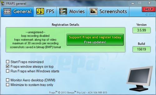 скачать программу для проверки Fps в играх на русском - фото 8