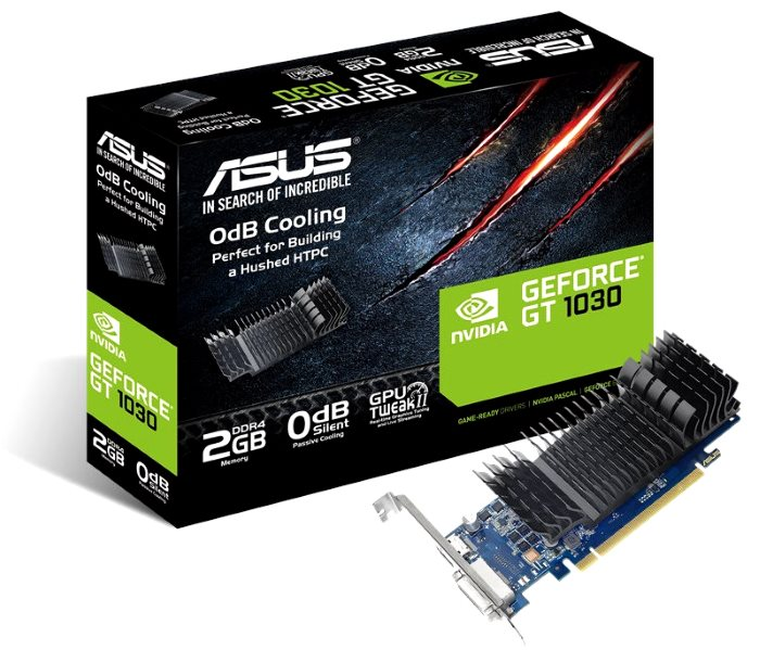 Asus GeForce GT 1030 DDR4