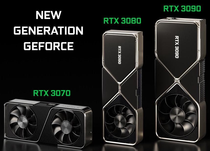 new-rtx-3000-models